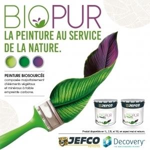 BIOPUR® La peinture au service de la nature