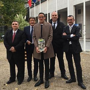 Prix Pierre POTIER pour BIOPUR® !