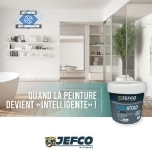 SANISTOP - La peinture anti-condensation et anti-odeur