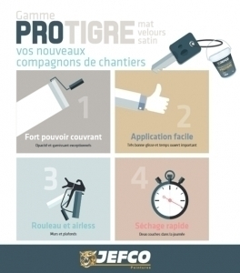 La Gamme Protigre Jefco