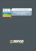 JEFCOTHERM P.SE CALE-CHEVILLE