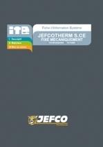 FIS JEFCOTHERM S.CE FIXE MECA