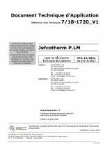 DTA JEFCOTHERM P.LM